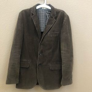 Jcrew brown corduroy sport blazer Sz large L